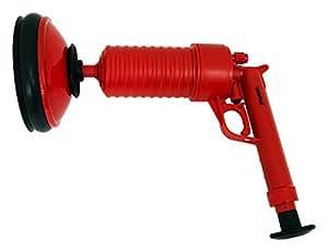 Útil uh-db162Limpiador de aire de drenaje de Bomba de presión de aire de drenaje Blaster unclogs aseos Desatascador de fregaderos, Modelo: uh-db162, Tools & hardware Store