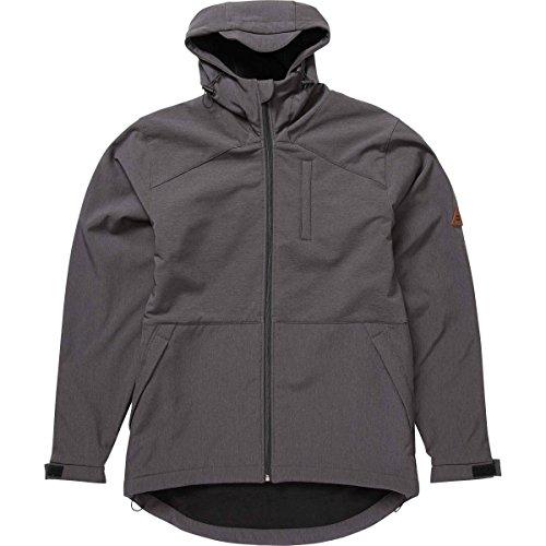 Billabong Men's Avalon Jacket, Asphalt, Large by Billabong