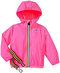 K-Way Claude Kids 3.0, Fuxia Fluo, 24M