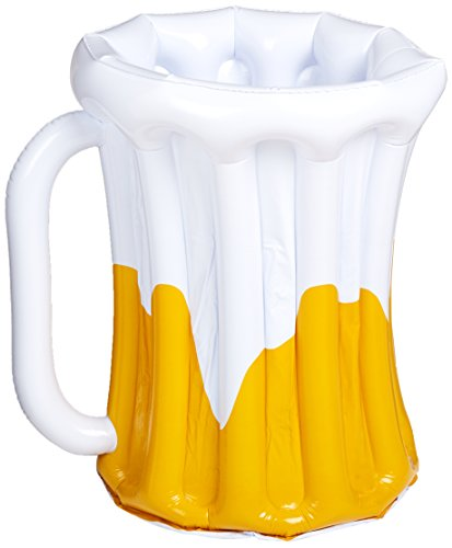 Beistle 57892 inflatable Beer Mug Cooler, 18 by 27-Inch]()