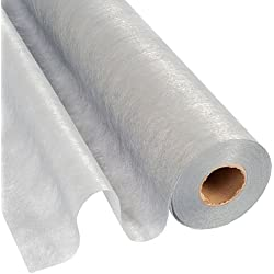 Gossamer 19 Inches by 100 Yd Met Silver Roll