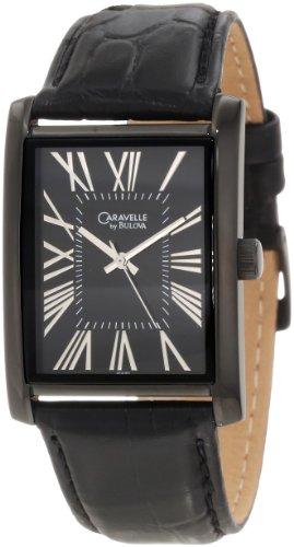 Caravelle by Bulova Men's 45A101 Strap Watch