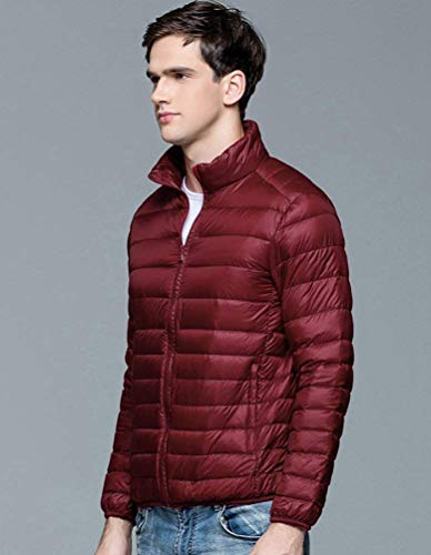 Outerwear Warm Down Brands Quilted Rot Ultra Coat Winter Down Jacket Fashion Men's and Rm Jacket Autumn Easy Packable Down qTAt1xR