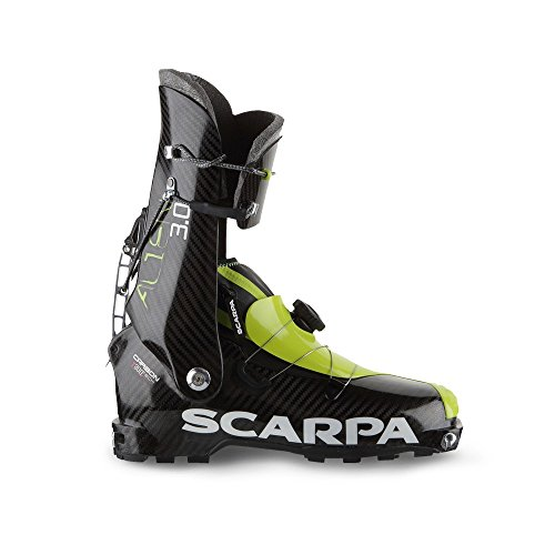 (SCARPA Alien 3.0 Alpine Touring Boot Carbon, 43.0)