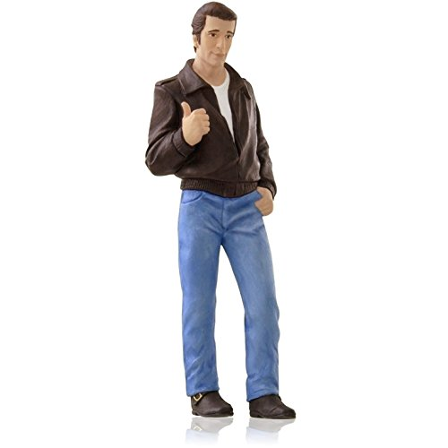 The Fonz Christmas Ornament