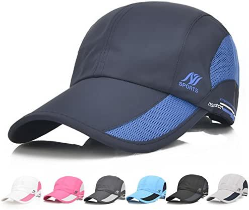 Sport Cap Summer Quick Drying Sun Hat UV Protection Outdoor Cap for Men, Women