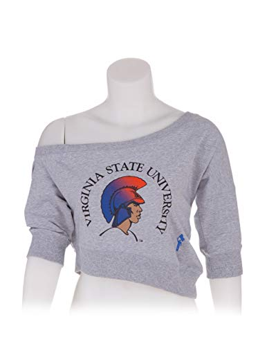 (Flying Colors Womens Junior Cut Virginia State University Asymmetrical)