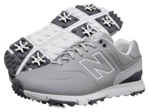 NEW BALANCE NBG574 GREY ゴルフシューズ [並行輸入品] B01L1GAX26 28.0 cm