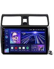 Sat Android 10.0 Auto Stereo, Radio voor Suzuki Swift 2005-2010 Gps-navigatie 9 Inch Head Unit MP5 Multimediaspeler Video-ontvanger met 4G / 5G WIFI DSP RDS FM Mirrorlink