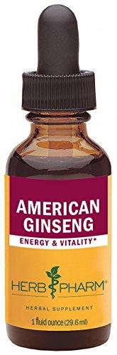Herb Pharm Certified Organic American