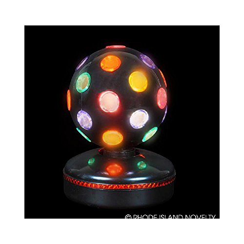 8'' Revolving Disco Light by Bargain World