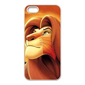 linJUN FENGThe Lion King Cell Phone Case for iPhone 5S