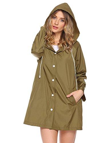 Ladies Active Hooded Jacket - 5