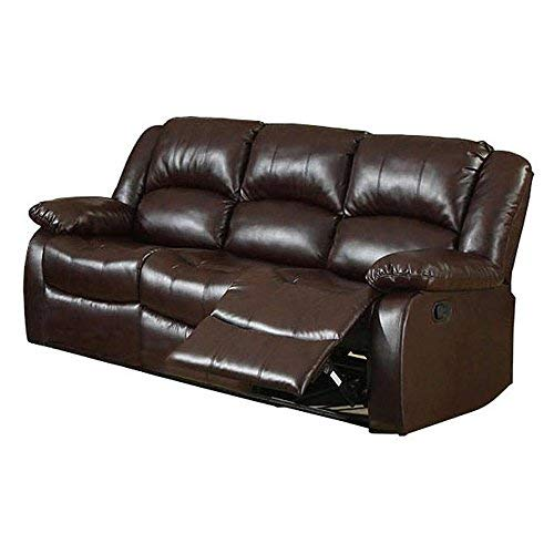 - William's Home Furnishing CM6556-S Winslow Accent Chair, Brown