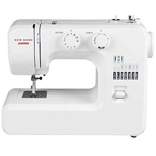 Janome 41012 Portable Mechanical Sewing Machine