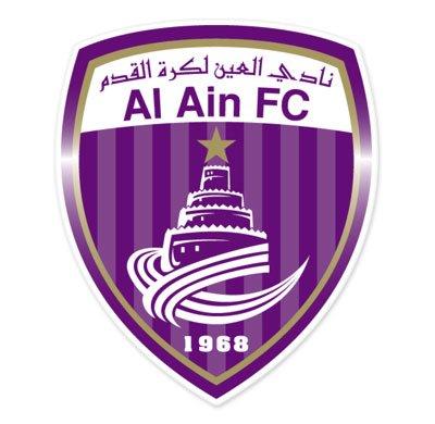 fan products of Al Ain Sports Cultural Club - United Arab Emirates Football Soccer Futbol - Car Sticker - 5