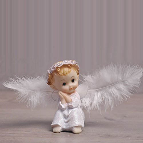 Price comparison product image Angel Baby Cake Toppers Lovely Cake Decoration Cute Creative Party / Car / Home / Office Ornaments (A)