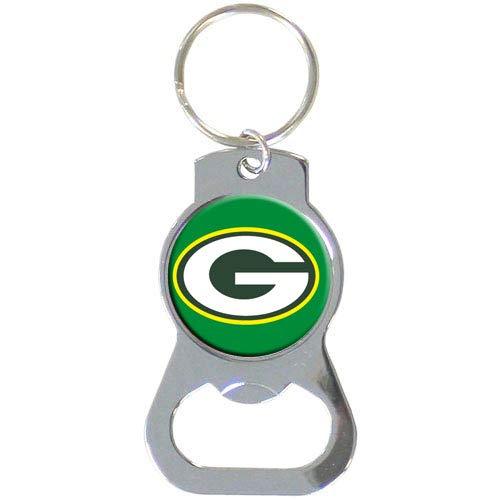 NFL Bottle Opener Key Chain (Green Bay Packers) ()