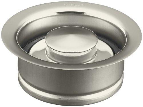 (KOHLER K-11352-SN Disposal Flange, Vibrant Polished Nickel)