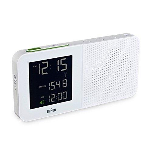 braun alarm radio - 3