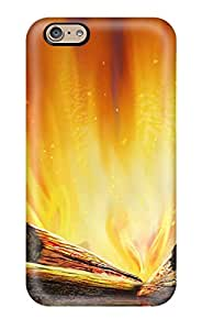 Tpu Case Cover Compatible For Iphone 6/ Hot Selling Case/ Fire