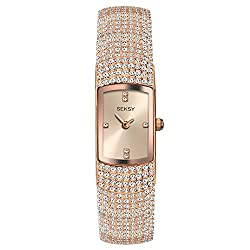 Swarovski Crystal Bracelet Watches