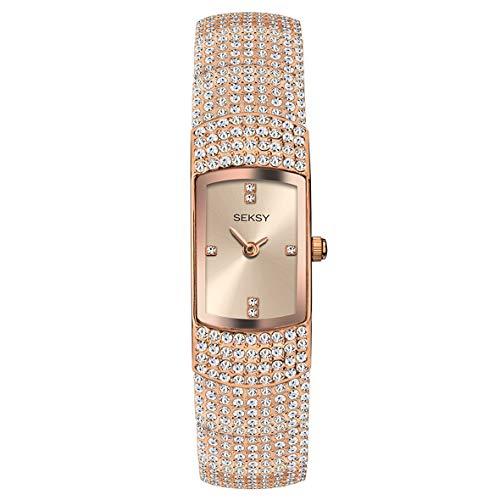f256a359c3a2 Women s Swarovski Crystal Watches