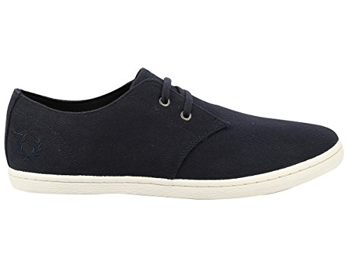 Fred Perry Byron Low Twill Two Tone Navy B3151608, Deportivas