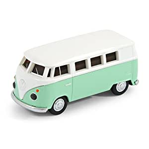 Zerobasic - Memoria USB (8 GB), diseño de VW Camper clásica, color verde
