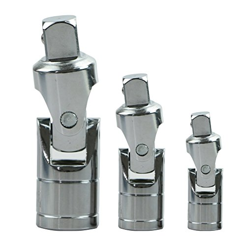 Lollipop Impact Universal Joint Set Ratchet Angle Extension Bar Socket Adapter 1/4