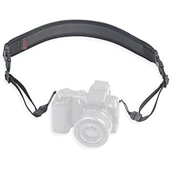 OP/TECH USA 1601502 Mirrorless Strap (Black)