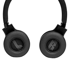 In your world, superior sound is essential, so slip on a pair of JBL LIVE400BT wireless on ear headphones. Equipped with massive 40mm drivers, JBL LIVE400BT headphones deliver JBL Signature Sound, punctuated with enhanced bass so every track ...