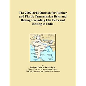 The 2009-2014 Outlook for Rubber and Plastic Transmission Belts and Belting Excluding Flat Belts and Belting in Japan Icon Group International