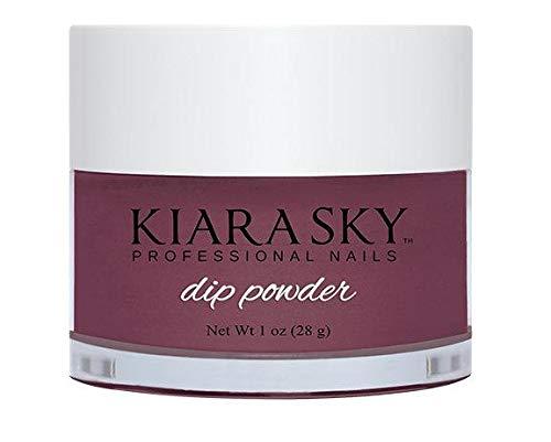 Kiara Sky Dip Dipping Powder D483 Victorian Iris 1 oz