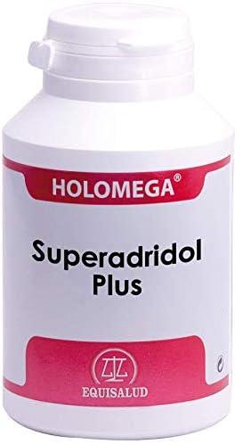 Holomega Superadrinol Plus 180 Cápsulas de