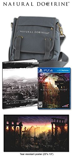 Natural Doctrine Collector's Edition Bag [PlayStation 4, PS4]
