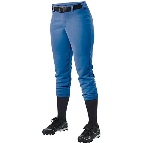 Alleson Athletic Women 's Softball Pants withベルトループ B00FFSCWEE 3L|Roy Roy 3L