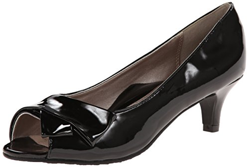 Soft Style by Hush Puppies Aubrey N/S Heels Black 7LG3f