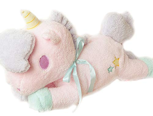 HugeHug Unicorn Plush Stuffed Animal Toy Doll 20 inches, for Boys Girls Birthday Gift (Pink)]()