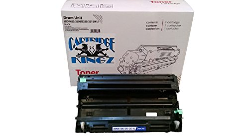 (Cartridge Kingz DR620 Compatible Drum Unit for use in Brother Printers, MFC-8480DN, MFC-8890DW, DCP-8080DN, DCP-8085DN and HL-5340D, HL-5370D. Yields up to 25,000 Pages)