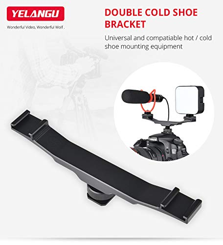 GuiPing O-Shaped Bracket for Camcorder Video Light Durable