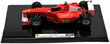 Hot Wheels Ferrari F1 2000 No 3 M Schumacher Japan Gp 2000 Amazon De Spielzeug