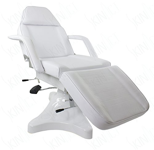 Hydraulic Facial Bed with One Free Stool By SkinAct