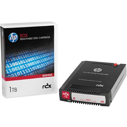 Selected HP RDX 1TB Removable Disk Cart By HP Consumables