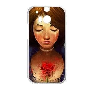 HTC One M8 Phone Case for Bioshock Infinite pattern design
