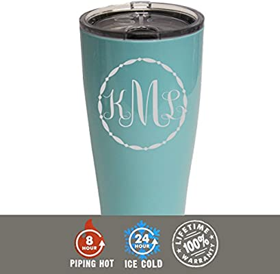 Amazon com: Personalized SIC Cup Tumbler - Engraved 30 oz