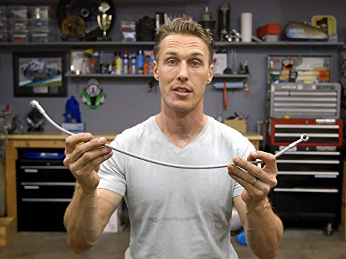 - Brake Lines Compared: Rubber vs. Stainless Steel