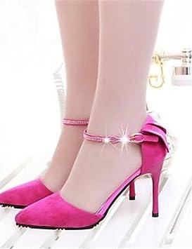 LFNLYX Zapatos de mujer-Tacón Stiletto-Tacones-Tacones-Vestido / Fiesta y