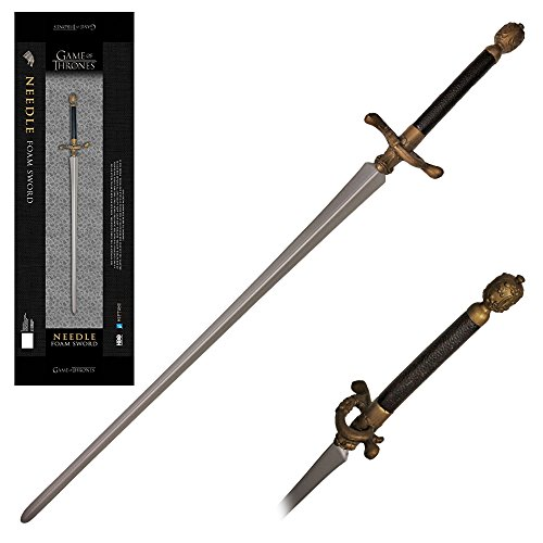 Officially Licensed replica Foam Weapons from HBO s hit TV series Game of Thrones (Needle)]()