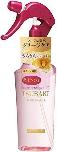 Shiseido Tsubaki Leave in Silky Damage Care Hair water 7.44 oz (1)